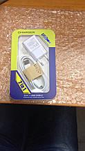 Зарядное устройство USB CHARGER, 2 in 1