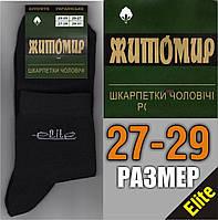 Носки для мужчин демисезонные Житомир Elite Украина, 27-29р. НМД-84