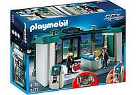 Конструктор Playmobil  5177 Банк c сейфом и банкоматом, фото 1