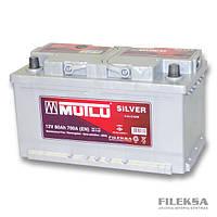 Аккумулятор MUTLU (МУТЛУ)  6CT - 80 - 0 ah (заниженый, для авто у которых АКБ находятся под сидением )