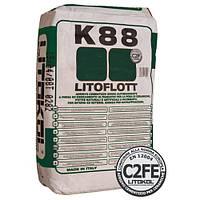 Текучий клей быстрого схватывания LITOFLOTT K88