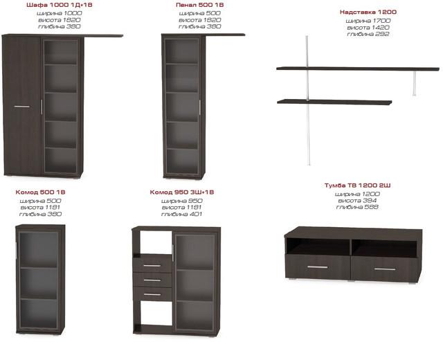 схема Нео-1 Мебел Сервіс