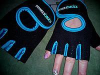 Перчатки для фитнеca FITNESBASICS (неопрен, р-р S-XL)