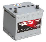 Аккумулятор MUTLU (МУТЛУ)  6CT - 55 - 0 (АЗИЯ) ah (Hyundai)