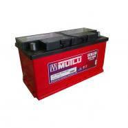 Аккумулятор MUTLU (МУТЛУ)  6CT - 100 - 0 (АЗИЯ) ah