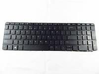 "Клавиатура для ноутбука HP (ProBook: 450, 455, 470) rus, black (15.6""), без фрейма"