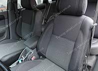 Чехлы на сиденья Шевроле Лачетти (чехлы из экокожи Chevrolet Lacetti стиль Premium), фото 1