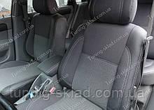 Чохли на сидіння Шевроле Лачетті (чохли з екошкіри Chevrolet Lacetti стиль Premium)