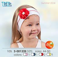 Повязка для девочки TuTu арт. 3-001339