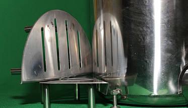 Автоклав бытовой электрический ЛЮКС 21 (сталь 2 мм/ 21 банка 0,5), фото 2