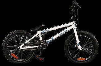 Велосипед Magellan BMX Crazy Comp White