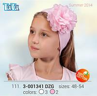 Повязка для девочки TuTu арт.111. 3-001341