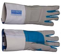 Перчатка фехтовальная  Negrini Alcantara универсальная