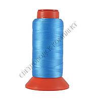 Нитка швейная TITAN (Турция) № 40, для машинки Версаль (Ф76), цв. голубой, 500 м