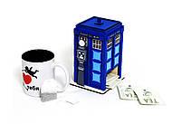 """Чайный домик """"Police Box"""""""