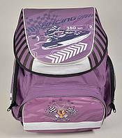"""Ортопедический рюкзак Tiger 1728-1 """"Racing """" Фиолетовый"""