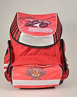 """Ортопедический рюкзак Tiger 1728-3 """"Racing """" красный"""