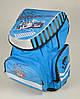"""Ортопедический рюкзак Tiger 1728-4 """"Racing """" синий"""