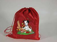 Рюкзак для обуви  долматинец 0235