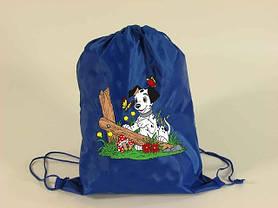 Рюкзак для обуви  долматинец 0235, фото 3