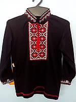Блуза Вишиванка-7 для хлопчиків