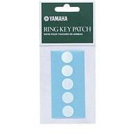 Заглушки для кольцевых клавиш флейты YAMAHA Ring Key Patch Flute