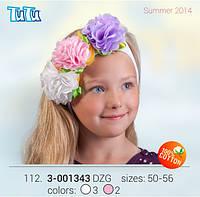 Повязка для девочки TuTu арт. 3-001343