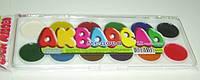 Краски акварельные 12 цветов Lux Color  073