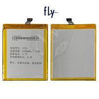 Батарея (аккумулятор) для Fly IQ444 / IQ444Q - S214 (2100 mah), оригинал