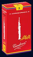 Трости для сопрано саксофона VANDOREN SR30XXR