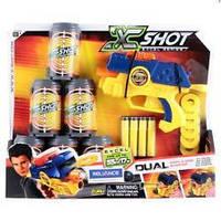 Бластер X -Shot EXCEL (3 банки, 6 патронів)