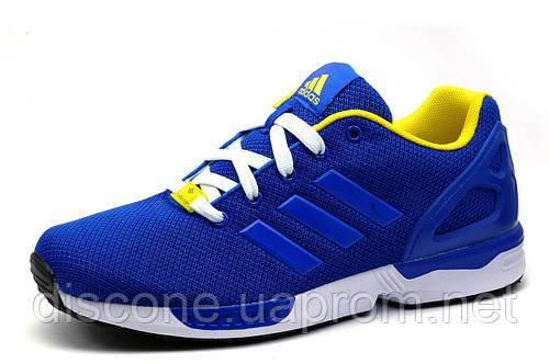 Кроссовки мужские Adidas Torsion, текстиль, синие
