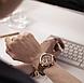 Часы Michael Kors Sawyer Brown Leather МК2424, фото 6