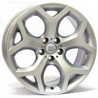 WSP Italy W667 R18 W8.5 PCD5x120 ET35 DIA74.1 Silver