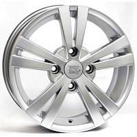 WSP Italy W3602 R15 W6 PCD4x114,3 ET45 DIA56.6 Hyper Silver