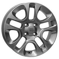 WSP Italy W165 R14 W5.5 PCD4x98 ET35 DIA58.1 Silver