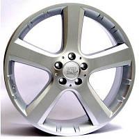 WSP Italy W751 R20 W8.5 PCD5x112 ET35 DIA66.6 Silver
