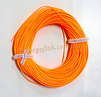 Шнур нахлыстовый Energofish Floating Orange WT-8F 30м 100ft (31330002)