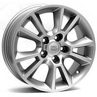 WSP Italy W2502 R16 W6.5 PCD5x110 ET37 DIA65.1 Silver