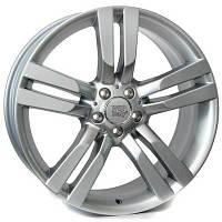 WSP Italy W761 R18 W7.5 PCD5x112 ET47 DIA66.6 Silver