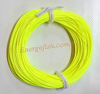 Шнур нахлыстовый Energofish Floating Fluo Yellow WT-8F 30м 100ft (31330003)