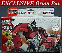 Трансформер Орион Пакс (Оптимус Прайм) - Optimus Prime Deluxe Takara Tomy, фото 1
