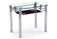 B168-28 стеклянный стол