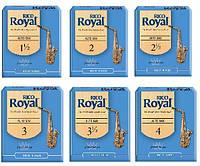 Трости для альт саксофона  RICO Royal - Alto Sax #1.5