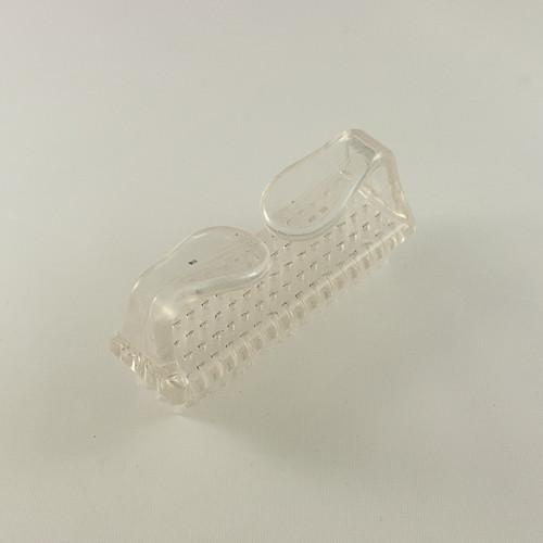 щетка сметка, прозрачный пластик