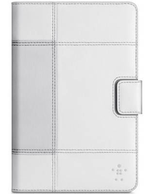 "Идеальный чехол iPad mini 3 BELKIN Glam Cover Stand 7.9"" (White) F7N026vfC02"