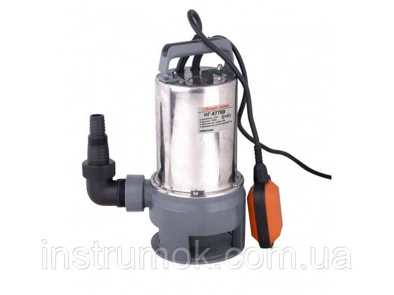 Насос для грязной воды 600 Вт Энергомаш НГ-97700