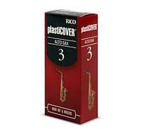 Трости для альт саксофона  RICO Plasticover - Alto Sax #3.0 - 5 Box