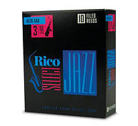 Трости для альт саксофона  RICO Select Jazz - Alto Sax Filed 2S