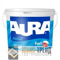 ТМ AURA FASAD FORT - краска для фасадов (ТМ Аура Фасад Форт),10 л.